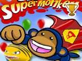 Ikona Super Monkey